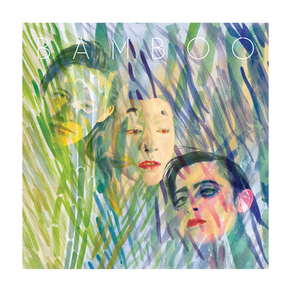 Bamboo - Prince Pansori Priestess LP released 4th Dec 2015